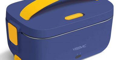 fiambrera eléctrica YISSVIC 3 en 1
