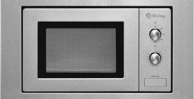 Balay 3WMX1918 microondas integrable acero inoxidable
